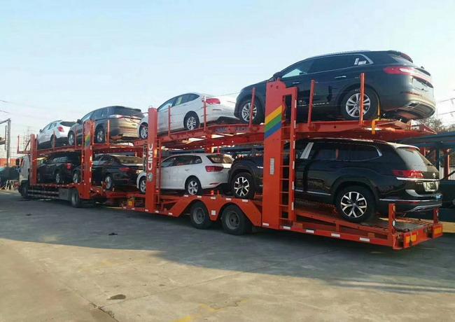 运输汽车轿运险